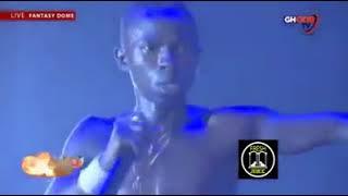 Download Patapaa's full stunning performance at 2018 Ghana Meets Naija Video