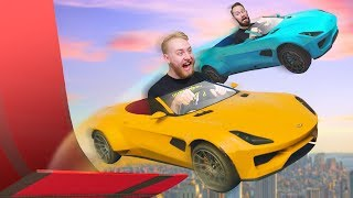 Download JUMPING ACROSS THE CITY! | GTA5 [Ep 20] Video