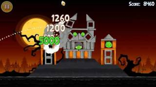 Download Angry Birds Halloween Video