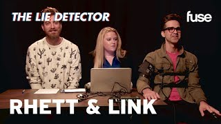 Download Rhett & Link Take A Lie Detector Test Video
