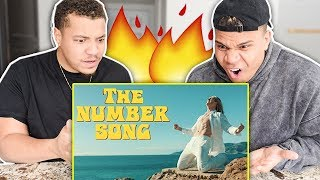 Download REACTING TO Logan Paul - THE NUMBER SONG *HE SAID WHAT?* Video