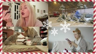 Download Vlogmas, day 3: LET IT SNOW! Video