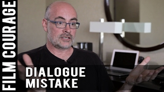 Download Biggest Mistake Screenwriters Make With Dialogue by Karl Iglesias Video