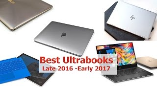 Download Best Ultrabooks Late 2016 - Early 2017 Video