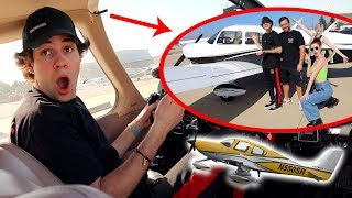 Download Vlog Squad Attempts to Fly a Plane Video