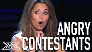Download Angry Acts: Top 5 Angriest Contestants from The X Factor UK Video