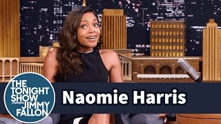 Download Will Smith Invited Himself Over to Naomie Harris' House for Dinner Video