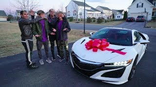 Download SURPRISING OUR TWIN BROTHERS WITH THEIR DREAM BIRTHDAY GIFT! Video