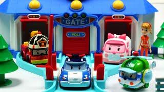 Download 로보카폴리 변신 장난감 로보카폴리 구조 본부 Робокар Поли Игрушки Мультфильмы про машинки Roboca Poli Toys Video