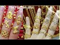 Download Light weight gold RING designs Video