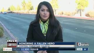 Download Las Vegas remembers Detective Chad Parque Video