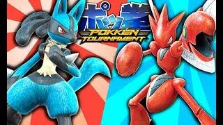 Download THE MOST INTENSE POKEMON GAME (Pokken) Video