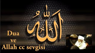 Download Dua ve Allah cc sevgisi - Seyda Muhammed Konyevi Hazretleri Video