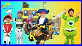 Download CUTE KIDS COSTUMES SHOW Disney Junior Mickey Mouse Nick Jr. Paw Patrol Power Wheels Cars McQueen Video