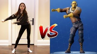 Download FORTNITE DANCE CHALLENGE! - (In Real Life) Video