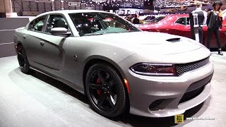 Download 2017 Dodge Charger Hellcat - Exterior and Interior Walkaround - 2017 Geneva Motor Show Video