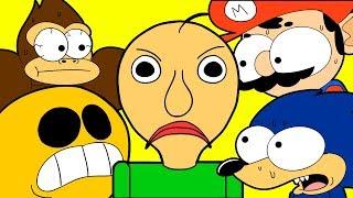 Download Baldi's Basics - animation Video