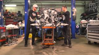 Download Drift Garage: Dual Turbo Street Car Upgrade & A Missile Makeover (Ep. 202) Video
