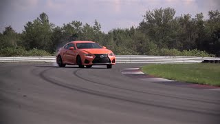 Download Chris Harris on Cars - Lexus RCF road and track test. Video