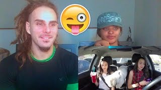 Download MERRELL TWINS Car Rides - Merrell Twins - REACTION Video
