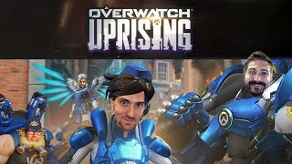 Download EXPERTS ONLY - Overwatch Uprising Gameplay Video