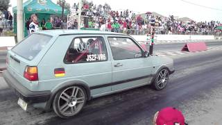 Download GOLF A 2 VR6 TURBO VS CARIBE TURBO Video