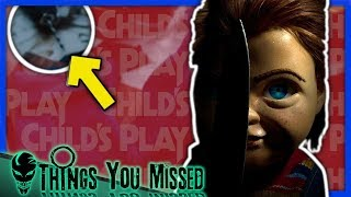 Download 28 Things You Missed In The Child's Play (2019) Trailer + Kaslan ARG Video