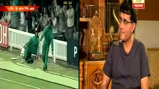 Download Saurav Ganguly's exclusive interview on ABP Ananda on his 40th birthday Video