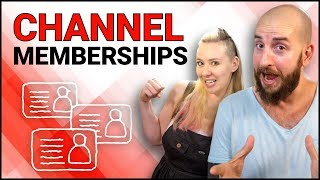 Download Channel Memberships | Making Money Beyond Ads ft. Simon and Martina Video