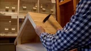 Download How to build a cathouse Kattenhuisje Video