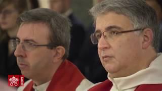 Download Papa Francesco Messa a santa Marta 2018-10-18 Video