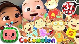 Download Five Little Monkeys + More Nursery Rhymes & Kids Songs - CoCoMelon Video