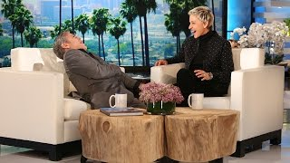 Download George Clooney Pranks Ellen Video
