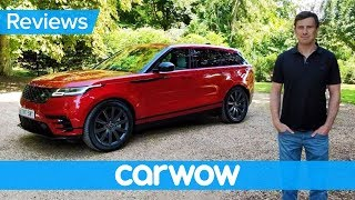 Download Range Rover Velar 2018 SUV in-depth review | Mat Watson Reviews Video