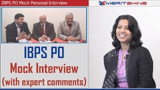 Download Bank Interview Preparation - IBPS Interview Mock 3 Video