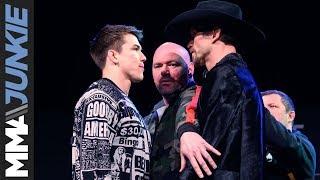 Download UFC Brooklyn: 'Cowboy' Cerrone, Alexander Hernandez turn up heat at press conference Video