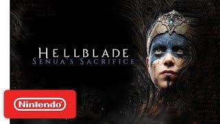 Download Hellblade: Senua's Sacrifice - Launch Trailer - Nintendo Switch Video