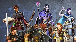 Download Sword Coast Legends Gameplay | Campaign Mode 4 Player Co Op Video