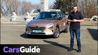Download Hyundai Nexo 2018 review Video