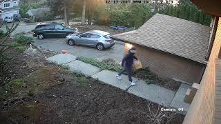 Download Package Thief Caught Casing My House. Returns for Theft Video