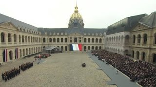 Download Hollande: 'The entire nation is crying for the victi... Video