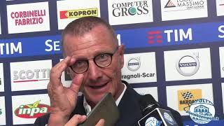 Download PianetaEmpoli.it | Empoli-Lazio 0-1 le parole di mister Andreazzoli Video