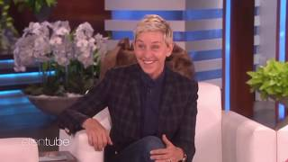 Download Ellen reacting to Mandarin, Japanese, and Korean (compilation) Video