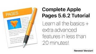 Download Complete Pages 5 Tutorial - Full quick class/guide + extras Video
