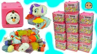 Download My Little Pony Fash'ems Stack'ems Squishy MLP + Disney Frozen Tsum Tsum Video