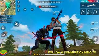 Download BOTS IN FREE FIRE LIVE WITH GAITONDE FT RAJU.ZX Video