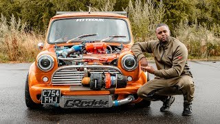 Download THIS 360BHP TURBOCHARGED MINI IS *TERRIFYINGLY* FAST Video