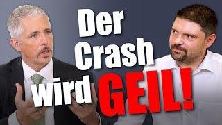 Download Dirk Müller vs. Richy: Wie erkennen Anleger einen Crash und profitieren davon? // Mission Money Video