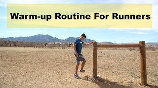 Download WARM-UP ROUTINE FOR RUNNERS | Sage Running Tips and Advice Video