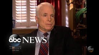 Download John McCain on the horrors he endured as a POW Video